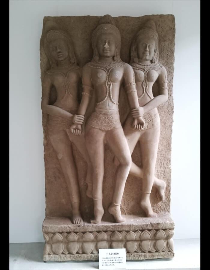 亜細亜万神殿 三人の女神