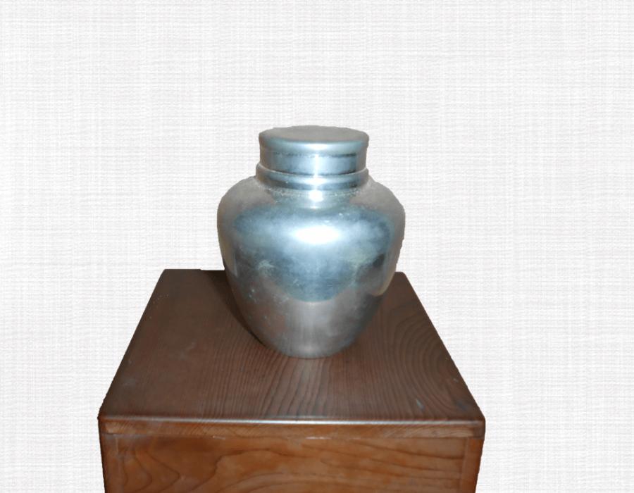 茶壷(錫製)
